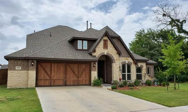 1341 Monticello Drive, Burleson, TX 76028 (MLS #14383393) :: Real Estate By Design