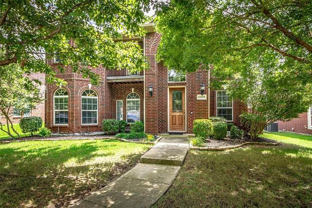 11577 Mansfield Drive, Frisco, TX 75035 (MLS #14383394) :: Hargrove Realty Group