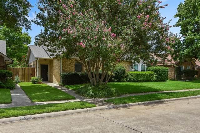 2905 Northrope Street, Euless, TX 76039 (MLS #14383397) :: The Rhodes Team