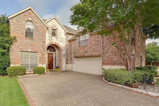3229 Kiley Lane, Flower Mound, TX 75022 (MLS #14383411) :: Post Oak Realty