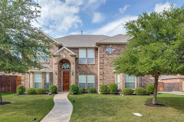 625 Gene Autry Lane, Murphy, TX 75094 (MLS #14383426) :: Hargrove Realty Group