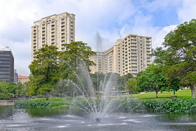 3225 Turtle Creek Boulevard #1001, Dallas, TX 75219 (MLS #14383439) :: Front Real Estate Co.