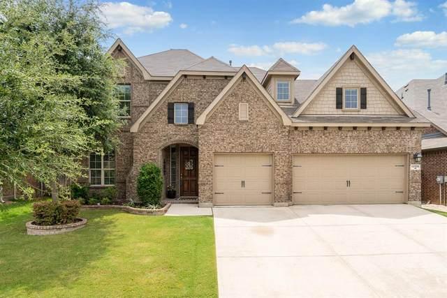 12936 Royal Ascot Drive, Fort Worth, TX 76244 (MLS #14383443) :: The Heyl Group at Keller Williams