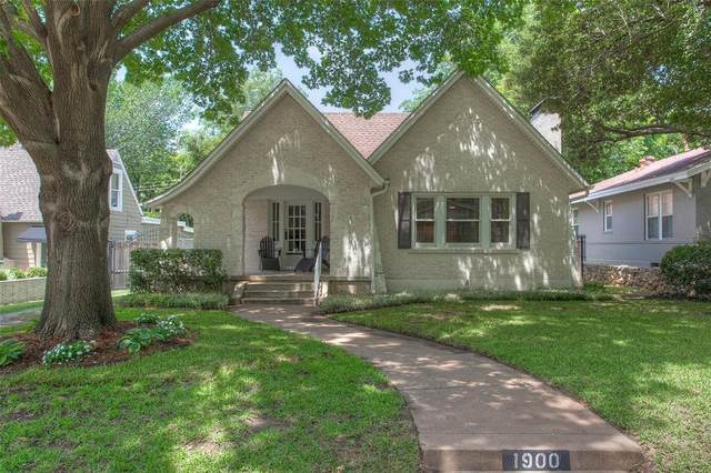 1900 Tremont Avenue, Fort Worth, TX 76107 (MLS #14383444) :: North Texas Team | RE/MAX Lifestyle Property