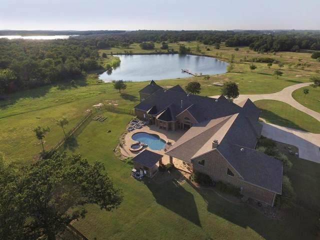 520 Eagle Cove Circle, Tioga, TX 76271 (MLS #14383450) :: North Texas Team | RE/MAX Lifestyle Property