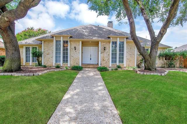 4155 High Star Lane, Dallas, TX 75287 (MLS #14383459) :: Team Tiller