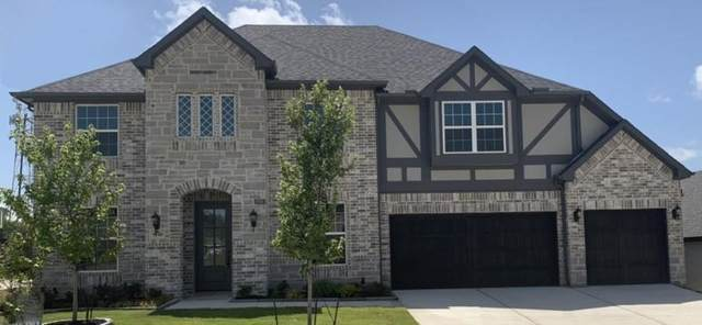 1256 Madera Drive, Burleson, TX 76028 (MLS #14383472) :: Real Estate By Design
