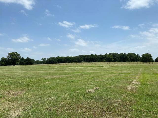 550 Copper Canyon Lot #2, Argyle, TX 76226 (MLS #14383476) :: Real Estate By Design