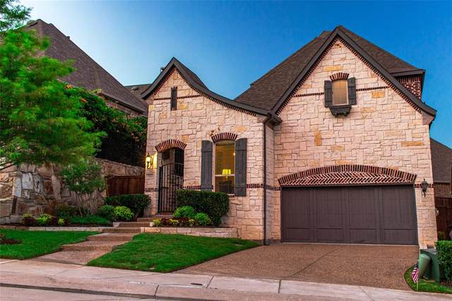 721 Ontzlake Drive, Lewisville, TX 75056 (MLS #14383478) :: The Chad Smith Team
