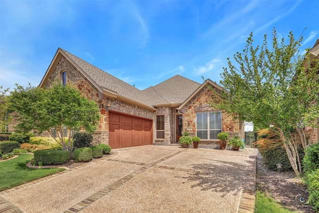 529 Grail Castle Drive, Lewisville, TX 75056 (MLS #14383479) :: Hargrove Realty Group