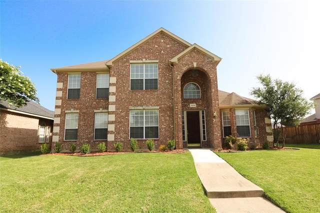 1504 Eaglepoint Drive, Carrollton, TX 75007 (MLS #14383511) :: The Heyl Group at Keller Williams
