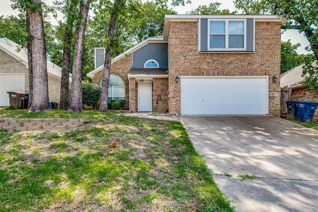 1512 Pacific Place, Fort Worth, TX 76112 (MLS #14383526) :: The Mauelshagen Group