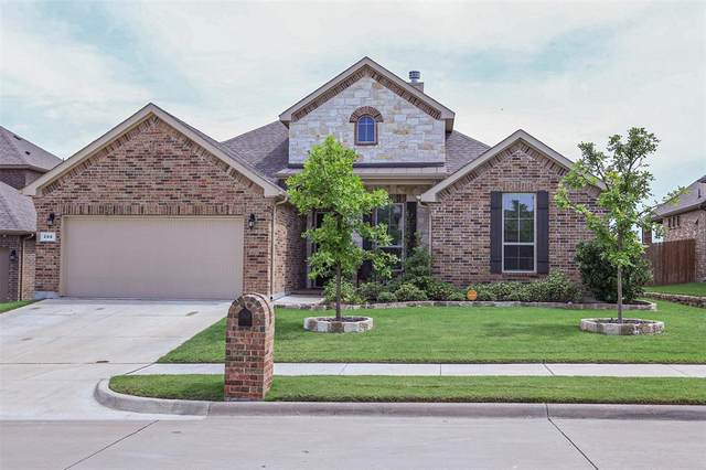 266 Brookdale Drive, Midlothian, TX 76065 (MLS #14383528) :: Real Estate By Design