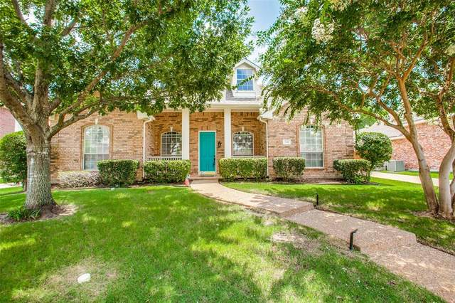 116 Sherwood Drive, Murphy, TX 75094 (MLS #14383531) :: Hargrove Realty Group