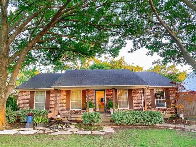 705 Sherwood Drive, Richardson, TX 75080 (MLS #14383536) :: The Kimberly Davis Group