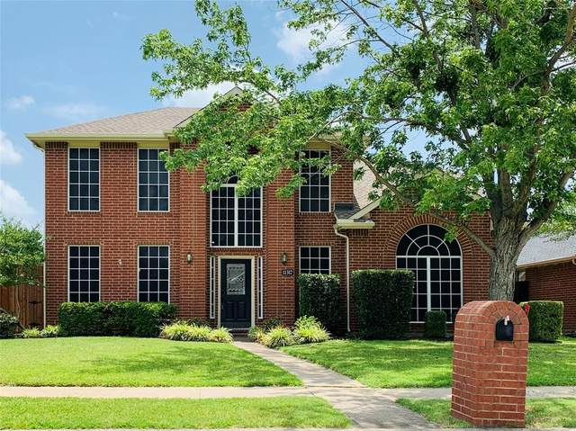 11317 Oxford Place, Frisco, TX 75035 (MLS #14383539) :: Hargrove Realty Group
