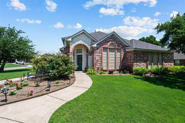 209 Mitchell Boulevard, Weatherford, TX 76087 (MLS #14383544) :: The Heyl Group at Keller Williams