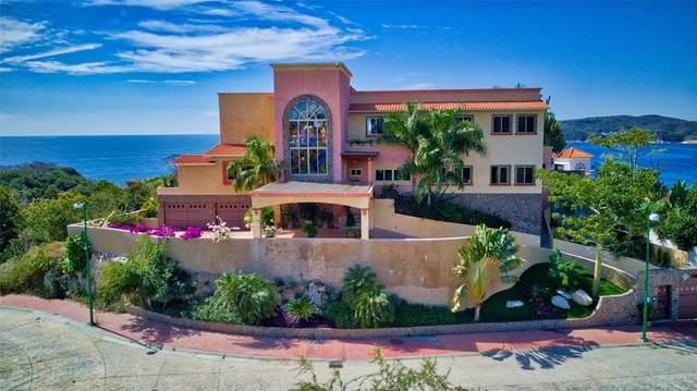 1 Casa De La Vida, Santa María Huatulco, TX 99999 (MLS #14383552) :: VIVO Realty