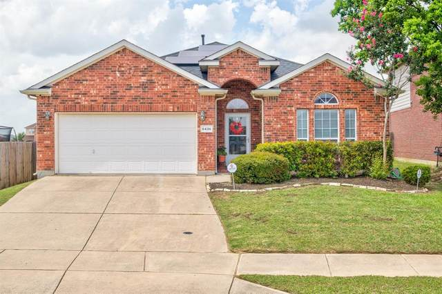 6436 Payton Drive, Fort Worth, TX 76131 (MLS #14383565) :: The Chad Smith Team
