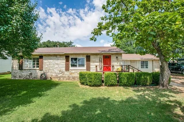517 Bomber Road, White Settlement, TX 76108 (MLS #14383567) :: Team Tiller