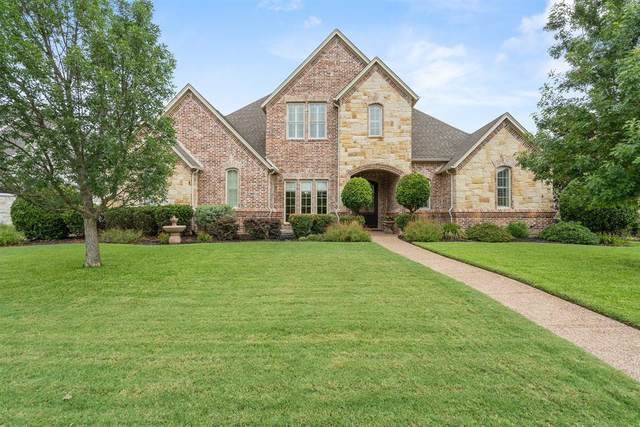 511 Clear Vista Drive, Trophy Club, TX 76262 (MLS #14383577) :: Baldree Home Team