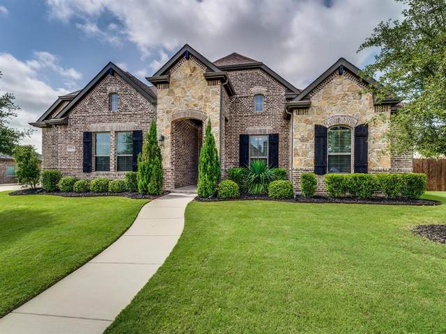 7214 Lone Star Way, Midlothian, TX 76065 (MLS #14383582) :: Real Estate By Design
