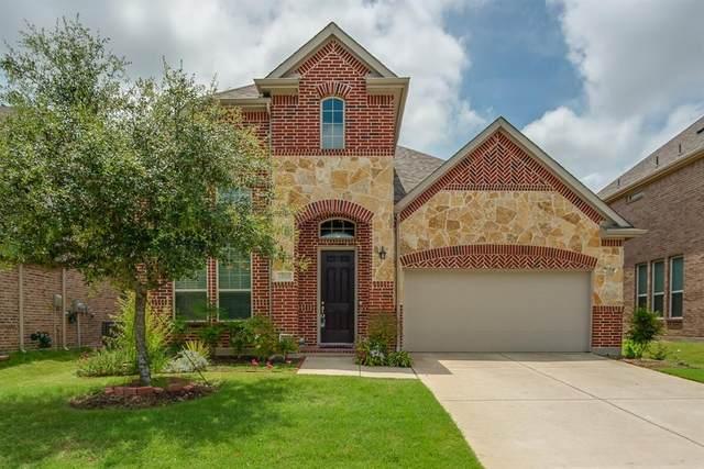 10909 Patton Drive, Mckinney, TX 75072 (MLS #14383594) :: Justin Bassett Realty