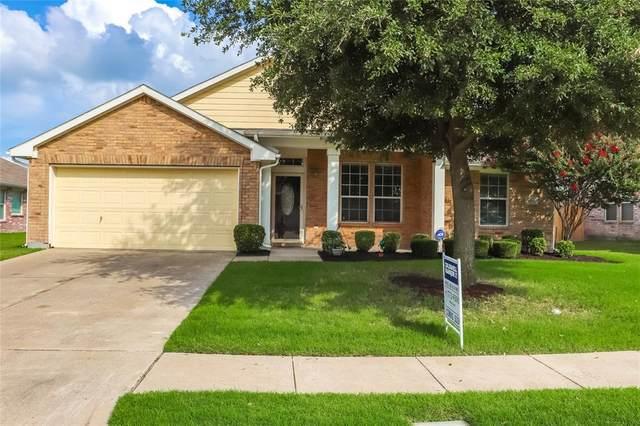 309 Red Oak Court, Forney, TX 75126 (MLS #14383605) :: The Mauelshagen Group