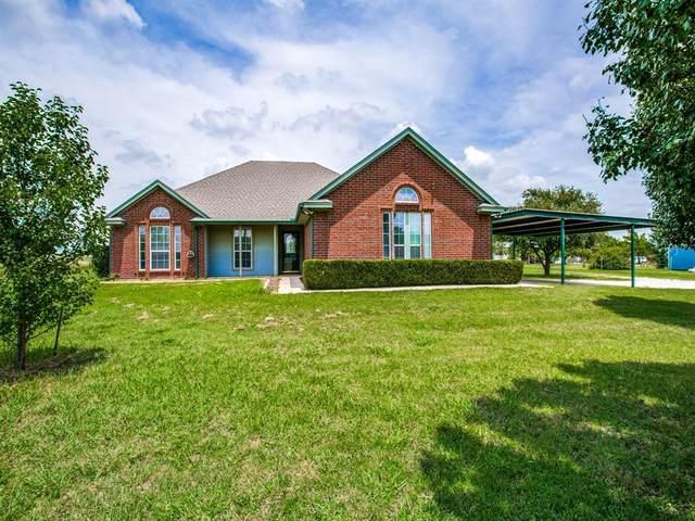 9244 Breezy Road, Krum, TX 76249 (MLS #14383606) :: The Heyl Group at Keller Williams
