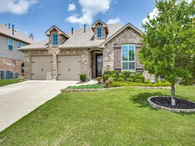 5504 Datewood Lane, Mckinney, TX 75071 (MLS #14383613) :: All Cities USA Realty