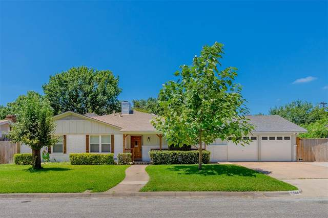 7504 Evelyn Drive, Richland Hills, TX 76118 (MLS #14383615) :: Frankie Arthur Real Estate