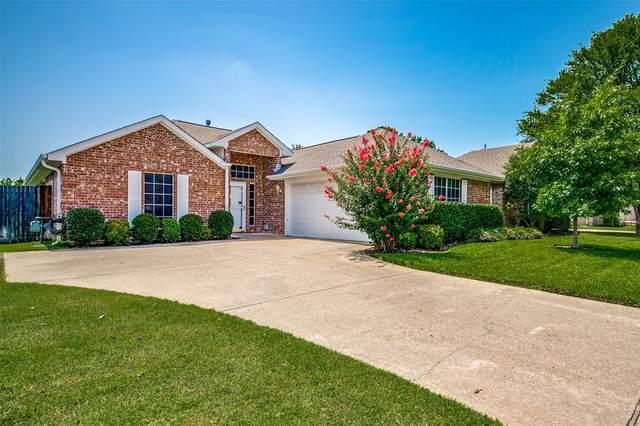 1721 Chatham Lane, Keller, TX 76248 (MLS #14383616) :: Justin Bassett Realty