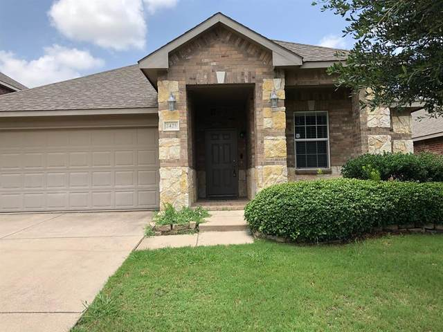 2425 Grand Rapids Drive, Fort Worth, TX 76177 (MLS #14383622) :: The Good Home Team