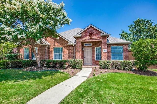 1553 Sleepy Hollow Drive, Allen, TX 75002 (MLS #14383624) :: The Daniel Team