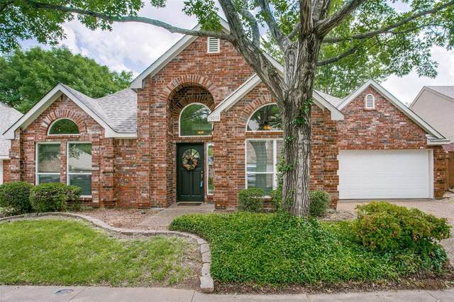 5013 Falcon Hollow Road, Mckinney, TX 75072 (MLS #14383627) :: Hargrove Realty Group