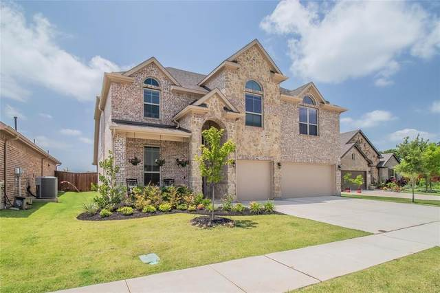 120 Manor Lane, Hickory Creek, TX 75065 (MLS #14383630) :: Baldree Home Team