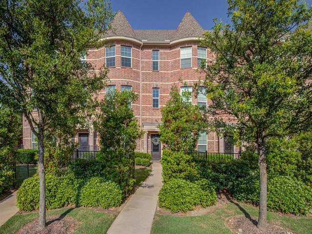 2500 Rockbrook 1C-14, Lewisville, TX 75067 (MLS #14383637) :: Baldree Home Team