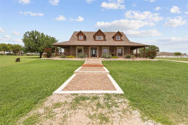 12450 Cartwright Trail, Ponder, TX 76259 (MLS #14383657) :: Baldree Home Team