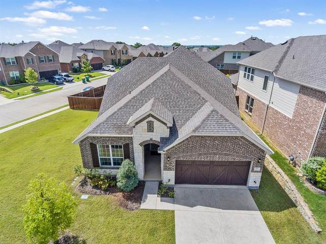 207 Mission Hills Road, Lewisville, TX 75067 (MLS #14383666) :: Hargrove Realty Group