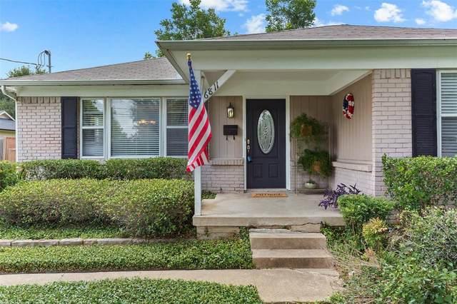 6811 Patrick Drive, Dallas, TX 75214 (MLS #14383667) :: All Cities USA Realty