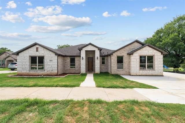 3441 Farris Road, Denton, TX 76208 (MLS #14383675) :: Real Estate By Design