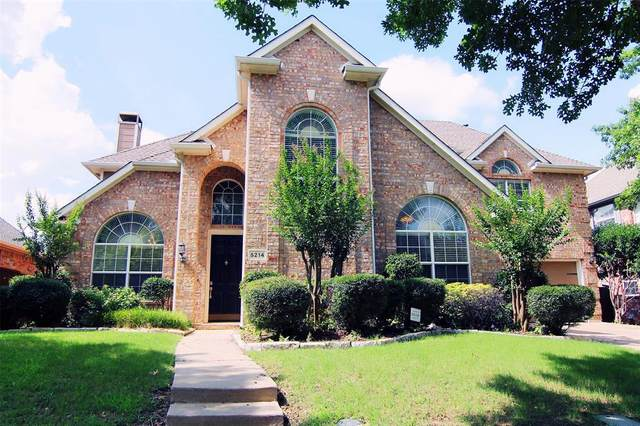 5214 Hawks Nest, Mckinney, TX 75072 (MLS #14383699) :: The Daniel Team
