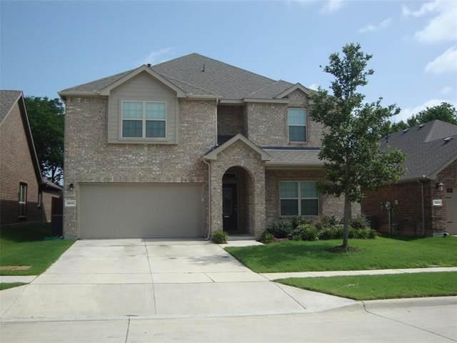 10108 Long Branch Drive, Mckinney, TX 75071 (MLS #14383706) :: The Good Home Team