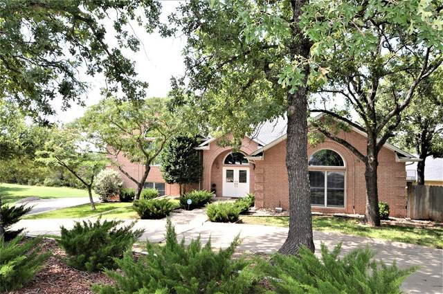 8703 Oakland Court, Granbury, TX 76049 (MLS #14383710) :: The Mauelshagen Group