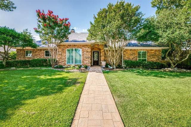 18711 Amador Avenue, Dallas, TX 75252 (MLS #14383714) :: All Cities USA Realty