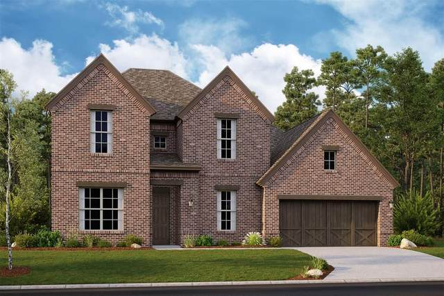 1043 Rutherford Street, Frisco, TX 75034 (MLS #14383718) :: The Kimberly Davis Group