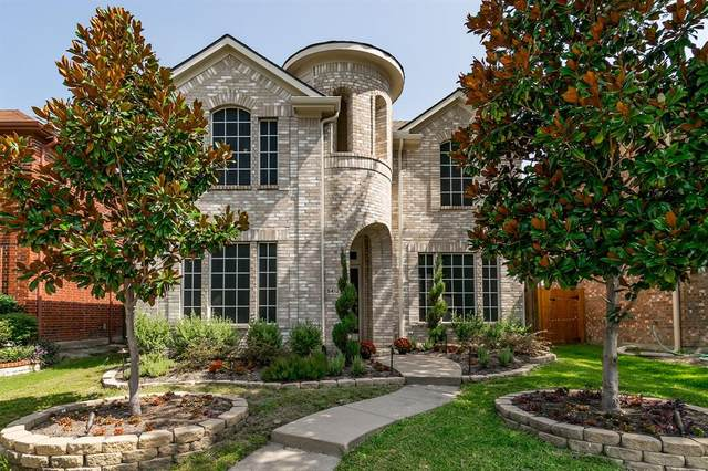 5412 Redwater Court, The Colony, TX 75056 (MLS #14383719) :: NewHomePrograms.com LLC