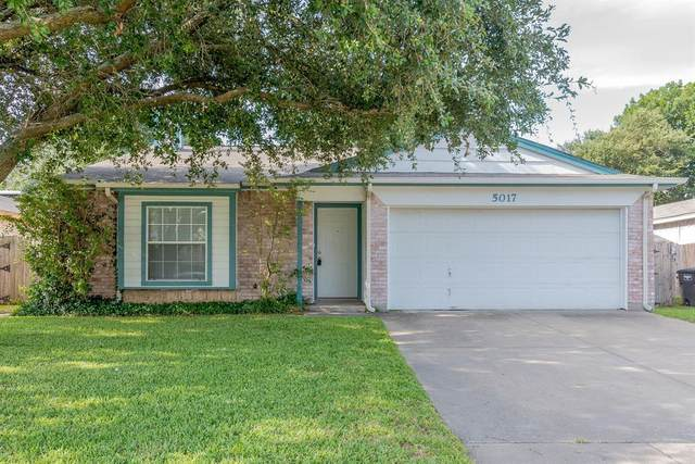 5017 Flat Creek Drive, Fort Worth, TX 76179 (MLS #14383726) :: Team Tiller