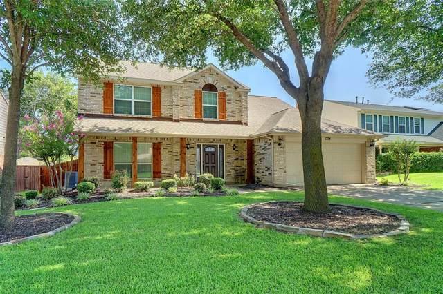 1224 Berkley Drive, Grapevine, TX 76051 (MLS #14383774) :: Baldree Home Team