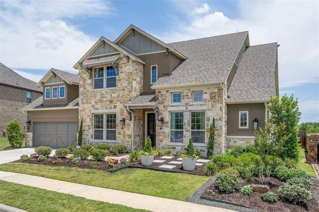 3613 Meridian Drive, Northlake, TX 76226 (MLS #14383778) :: Baldree Home Team